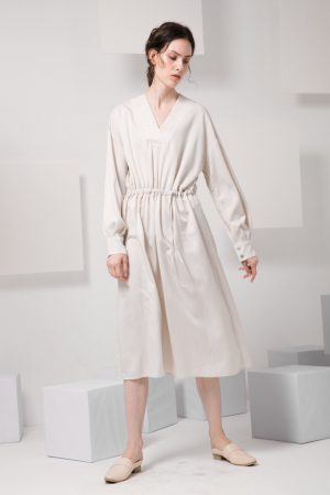 Skye minimalist San Francisco women fashion einer dress