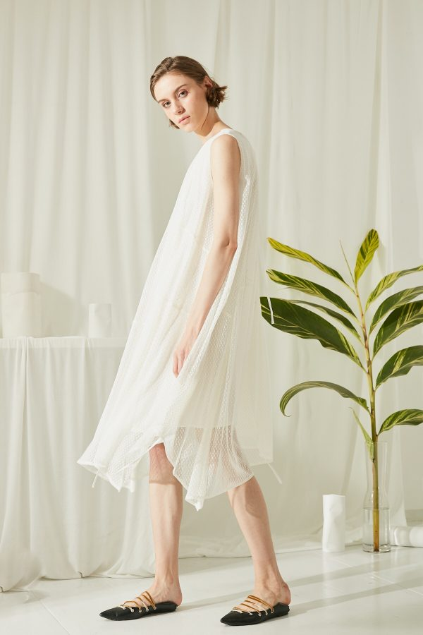 SKYE San Francisco SF shop ethical modern minimalist quality women clothing fashion ss19 Estella Dress 2