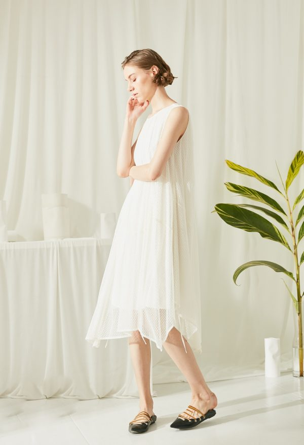 SKYE San Francisco SF shop ethical modern minimalist quality women clothing fashion ss19 Estella Dress 4