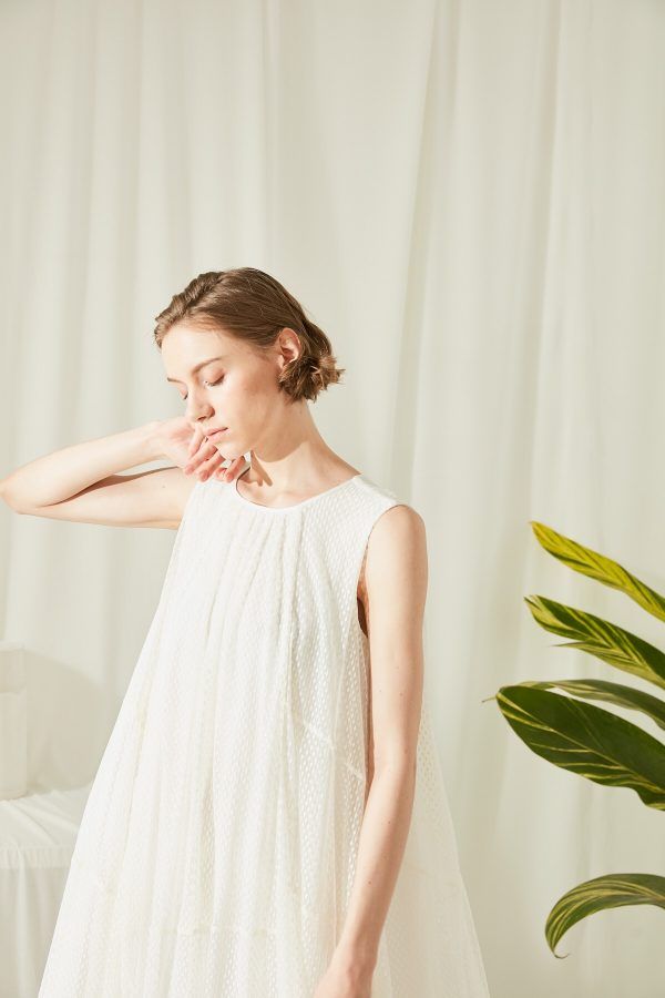 SKYE San Francisco SF shop ethical modern minimalist quality women clothing fashion ss19 Estella Dress 6
