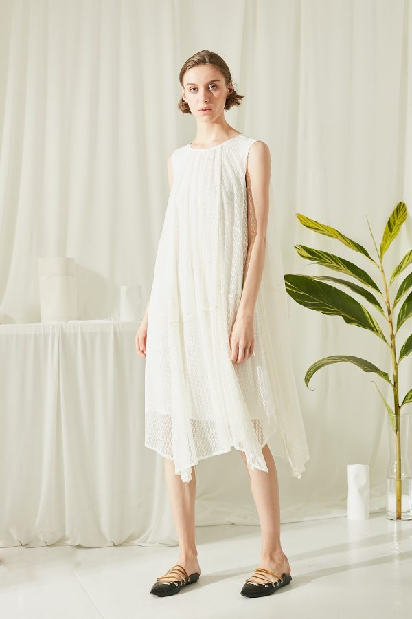 SKYE San Francisco SF shop ethical modern minimalist quality women clothing fashion ss19 Estella Dress