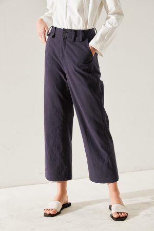SKYE San Francisco SF California shop ethical sustainable modern minimalist quality women clothing fashion Fayette Cropped Pants 5